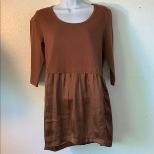 Soft Surroundings Odette Tunic Top size small